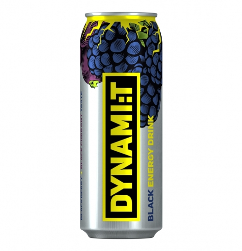 Dynamit Black Energy Drink