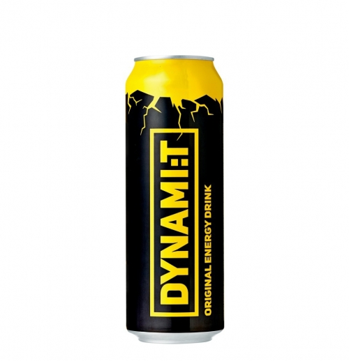 Dynami:t Original Energy Drink 0.25L