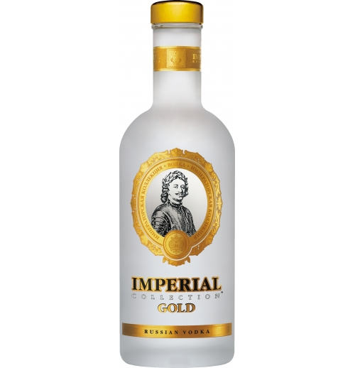 Vodka Imperial Collection Gold  0.7L